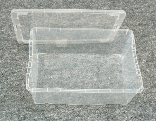 Box transparentní 34,5 l